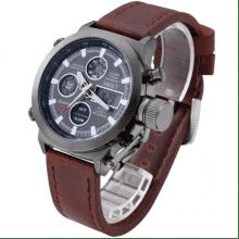Мужские часы AMST AM3003 Коричневые