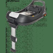 База для детского автокресла с функцией автоматической блокировки крепления OSANN COCO i-Size Серо-черный
