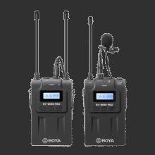 Беспроводная микрофонная радиосистема BOYA BY-WM8 pro K1  трансмиттер и ресивер (886391)