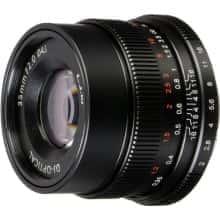 Светосильный фикс объектив 7Artisans 35mm f/2.0 Sony E (884044)