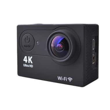 Action Camera InTrend HR9 4K Экшн камера ШР9 4K + Пульт 20 Оriginal size Видеокамера Go pro Камера Action камеру