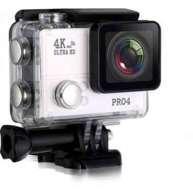 Action Camera InTrend F65 WiFi 4K 20 Экшн камера Ф65 вай фай 4К 20 Оriginal size Видеокамера Go pro Камера
