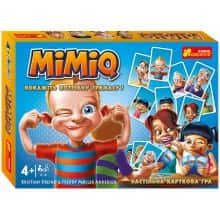 Настольная игра MiMiQ: gокажите нужную гримасу - InTrend Toys (106578)