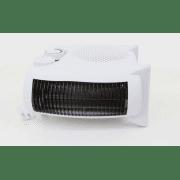 Электрический Тепловентилятор дуйчик напольный Crownberg CB 429 2000Вт компактный обогреватель дуйка Белый