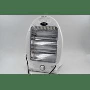 Инфракрасный кварцевый напольный бытовой Обогреватель направленого действия WimpeX WX7745 (400/800 Вт) Белый