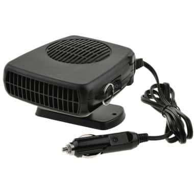 Автомобильный обогреватель салона от прикуривателя Auto Heater H2 12V дуйка,печка 200W, Черный