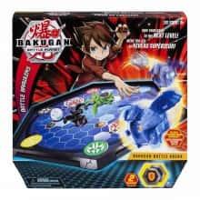 Настольная детская игра Bakugan Battle planet Боевая арена + эксклюзивный бакуган (111369)
