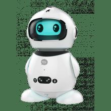 Умный обучающий робот-собеседник YYD White Learning Robot друг, помощник и учитель для ребенка, Белый