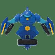 Волчок-трансформер бейблейд для игровых сражений Spin Fighters Transform Sabertooth Shark