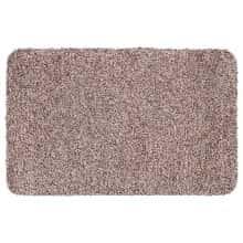 Придверный супервпитывающий износостойкий коврик Clean Step Mat с микрофиброй Бежевый