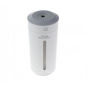Увлажнитель воздуха, ночник Color Cup Humidifier для поддержания влажности в помещении Белый
