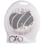 Электрический обогреватель тепловентилятор дуйка Opera OP-H0002 2000W, Белый