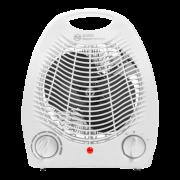 Электрический обогреватель тепловентилятор дуйка Opera OP-H0001 2000W, Белый
