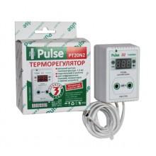 Терморегулятор Pulse РТ20-N2 розеточный цифровой для управления температурой нагрева