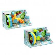 Машинка для пускания мыльных пузырей Bubble Machine InTrend Toys