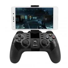 Беспроводной геймпад джойстик ZM-X6 InTrend для смартфонов с ОС Android и iOS Black