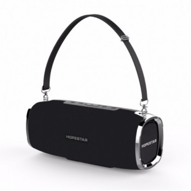 Мощная портативная Bluetooth колонка Hopestar A6 Черная