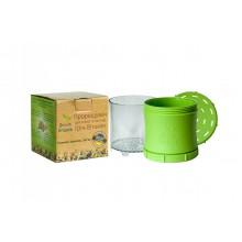 Аппарат для проращивания - проращиватель (спраутер)  микрозелени, семян, злаков и бобовых Green Vitamin