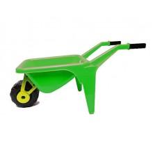 Тележка тачка для песка большая InTrend Toys Зеленая (104311)