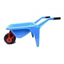 Тележка тачка для песка большая InTrend Toys Синяя (104312)