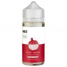 Премиум жидкость для электронных сигарет WES Garment 100 мл 3 мг (гранат с ментолом)