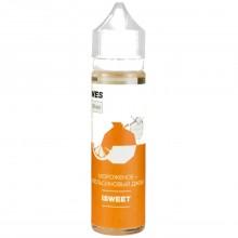 Премиум жидкость для электронных сигарет WES Isweet 60 мл 3 мг (мороженое с апельсиновым джемом)